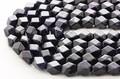 【天然石カットビーズ】ブルーゴールドストーン ナゲット型 8×10mm【天然石 パワーストーン】
