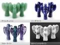 【天然石彫刻置物】天使 40mm  (一体)【天然石 パワーストーン】