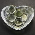 【天然石置き石】丸玉 20mm レモンクォーツ【天然石 パワーストーン】