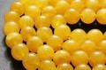 【天然石丸ビーズ】オレンジカルサイト 12mm【天然石 パワーストーン】