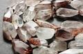 【天然石カットビーズ】ストロベリークォーツ タンブルカット (2A) 約8x10mm〜10x15mm 天然石