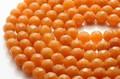 【天然石カットビーズ】レッドアベンチュリン 64面カット 8mm【天然石 パワーストーン】