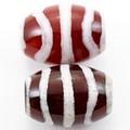 【天然石天珠ビーズ】新天珠1.4cm 水紋【天然石 パワーストーン】