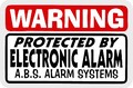 import mini sticker  GS-031 Electronic alarm  【mini】