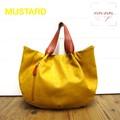 【KUPUKUPU】 Bag in Bag仕様3wayハンドバッグ