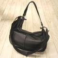 ロングセラー【sarai】日本製!牛革2wayハンドバッグ