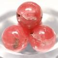 【天然石丸ビーズ】インカローズ (3A) 8mm 1粒売り【天然石 パワーストーン】