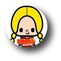 サンリオ キャラクターXパンソンワークス缶バッジ/SAN-23 パティ