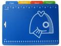 【SALE】カッティングボード4枚セット / 薄いだけじゃない!すべらない コンパクトサイズ4枚セット
