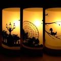 プラスチィック アロマ コードタイプ ランプ SUN SET ◆室内照明