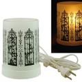 PP Plastic Aroma Lamp アロマランプ (コードタイプ) キャッスルウィンド