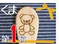 こまけいこさんのおやつスプーン&フォーク★くまさん■ナチュラル雑貨◆カトラリー
