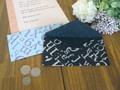 【新生活】【柔らかな風合い】コットンペーパー 封筒1 横長/MODE