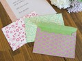 【新生活】【柔らかな風合い】コットンペーパー 封筒2/PLANET