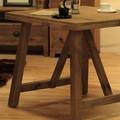 【古材家具】ダイニングテーブル 80x80cm アンティーク家具