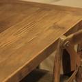 【古材家具】ダイニングテーブル 150x80cm アンティーク家具