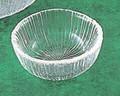 《日本製》なぎさ 丸型(ちょこ)【猪口】【ガラス 鉢】【ハンドメイド】
