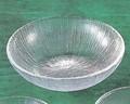 《日本製》なぎさ 丸型(盛鉢)【ガラス 鉢】【ハンドメイド】