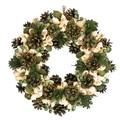 <<クリスマス>>★■X'mas/  Natural リース +母の日