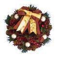 <<クリスマス>>★■X'mas/  Bell リース w/Ribbon<リース>