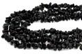 【天然石さざれビーズ】ゴールデンオブシディアン(大粒) 90cm【天然石 パワーストーン】