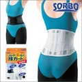 SORBO ソルボ楽らく腰ガード ホワイト:S/M/L/2L ブラック:S/M/L/2L