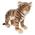 安全性・本物のような質感・感触にこだわった HANSA 製品『子トラ 34』 【4264】
