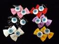 Eyeピアス・リボンがキュートな6カラー