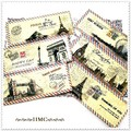 ○ロンドン・Paris チケットタイプメモ帳 6種○
