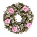 【インテリア・リース】季節のリース リース◎ Wreath 白樺&フラワー