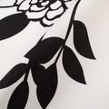 【生地】8番オックスW巾PT 北欧柄【コクリコ】 カーテン・バッグ用厚手生地