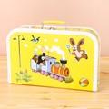 【クルテク】スーツケース ブライトイエロー(X/XL)