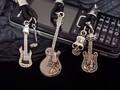 携帯ストラップ・Rockなギター3スタイル