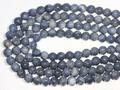 【天然石丸ビーズ】ブルー珊瑚(天然) 10mm【天然石 パワーストーン】
