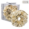 new Sola Flower ソラフラワー リース エレガントピオニー Wreath