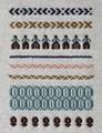 【手作り】 織り刺し図案集