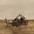 【ミニチュア】アンティークシャープナー[レトロ かぼちゃ馬車]鉛筆削り