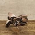 【ミニチュア】アンティークシャープナー[レトロ ハーレー]鉛筆削り