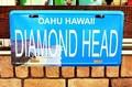 ★よりどり3点送料無料★アメリカン雑貨★看板★直輸入★ハワイ系★ダイヤモンドヘッド・DIAMOND HEAD★