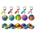 Earth Case Key Ring