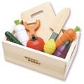 はじめてのおままごと サラダセット(木箱入り)【おもちゃ/子供/玩具/知育】