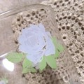 【繊細なホワイトローズ】ルブラン 食器たち