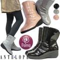 【再販売】【再入荷】レインブーツ レディース ショート パンジー靴