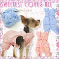■SALE 27%OFF■【犬服】Sweetest Cover−ALL