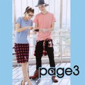 15色5サイズ柔らかな風合い☆メンズトライブレンド☆無地半袖Tシャツ page3