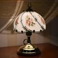 ★決算特価★◆ご予約受付中!◆触れるだけで点灯|薔薇のエレガントランプ