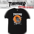 ★春夏新作♪ THRASHER SKATE OUTLAW BY PUSHEAD 10541