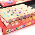 【2色が1本になった風合い豊かな色鉛筆】 ミックス色鉛筆(20本入り)