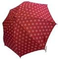 ☆ミニーマウス総柄プリントの長傘☆60cm☆ピンク・レッド・ブラック☆雨傘