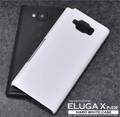<オリジナル商品製作用>ELUGA X P-02E(エルーガ)用ハードホワイトケース